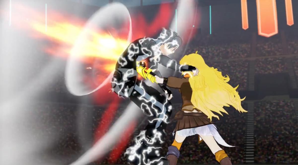 Yang's Burn Semblance