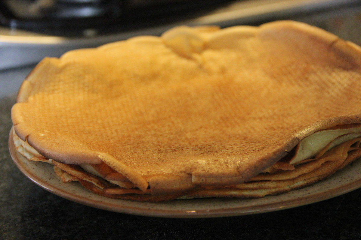 How To Make Perfect Traditional Belgian Crepes