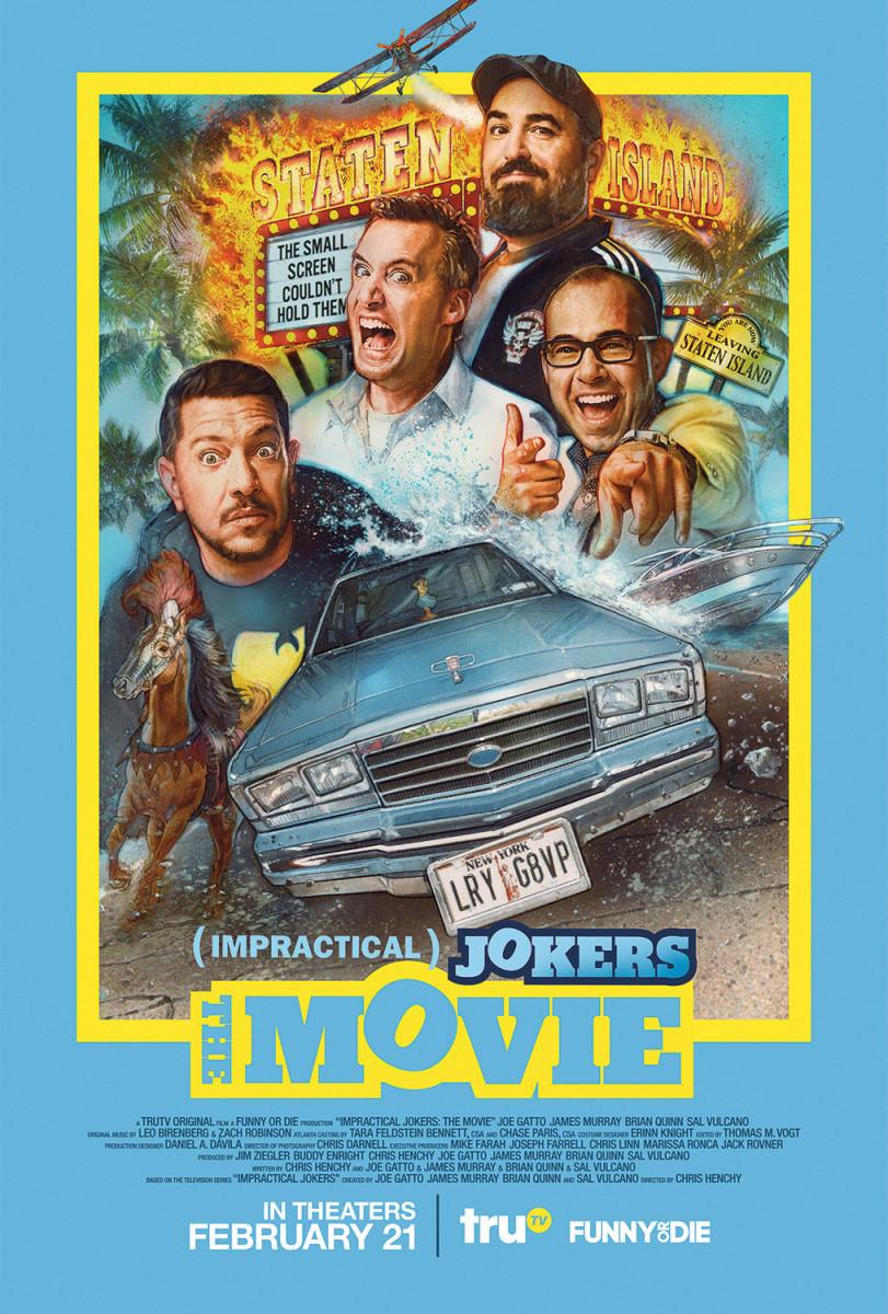 "Vault Movie Review: ""Impractical Jokers: The Movie"""
