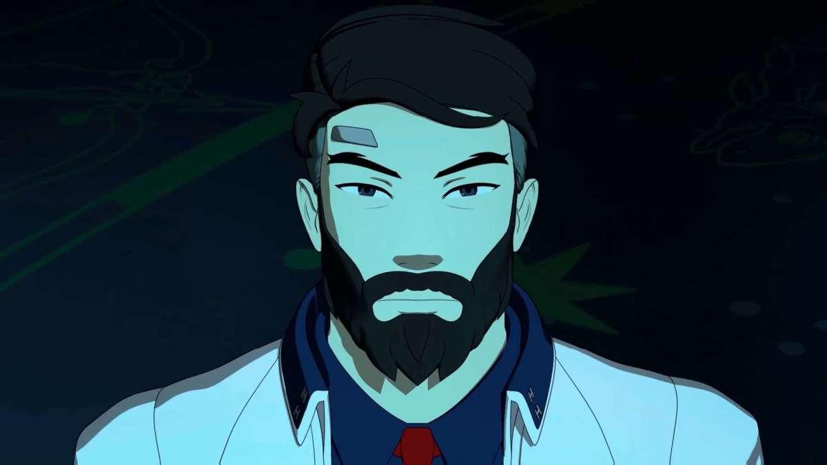 General Ironwood in season 7