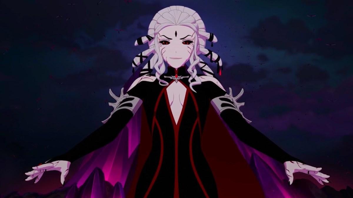 Salem leading her forces