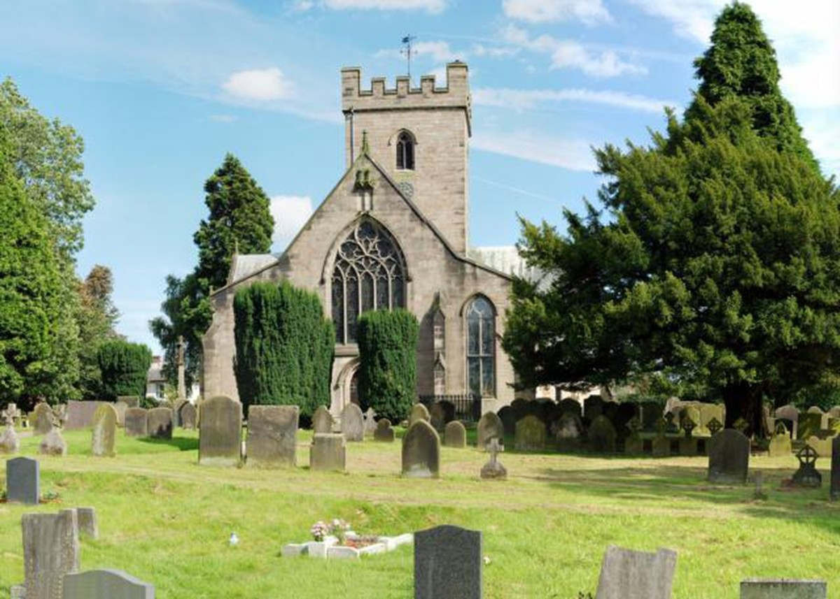 Buried Alive? Another Staffordshire Mystery