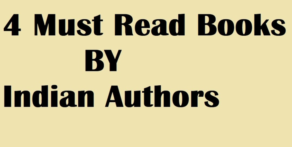 4 Must Read Books By Indian Authors