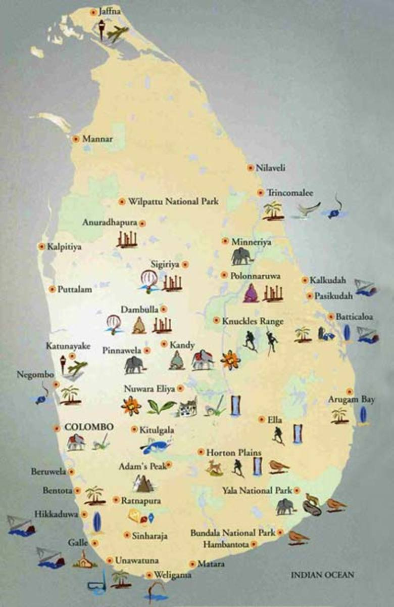 Following Are The Best Tourist Attracted Beaches In Sri Lanka And Reasons For Their Pority