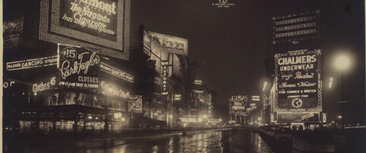 BROADWAY 1920