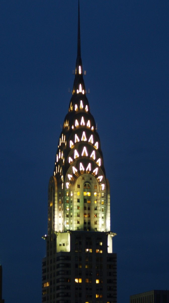 CHRYSLER BUILDING 1930
