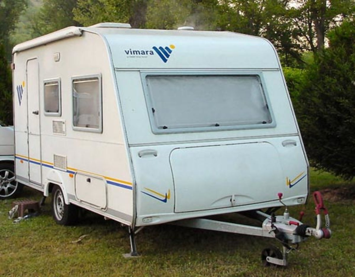 Cheap second hand caravans for sale