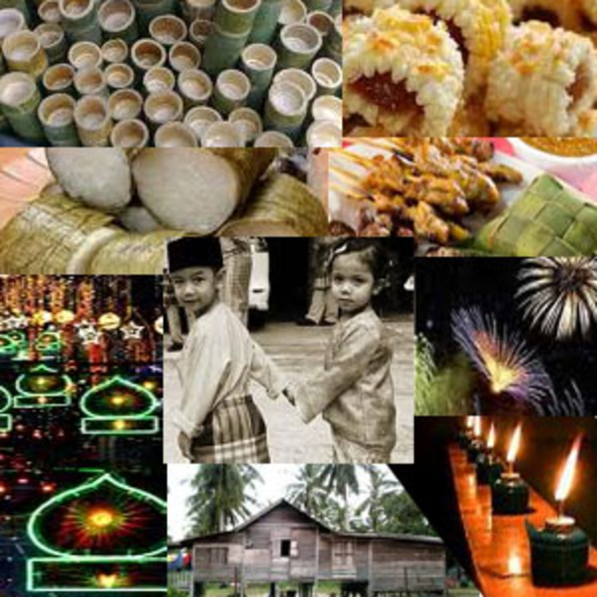 How Muslims in Malaysia celebrate Hari Raya Aidilfitri/Eid Al Fitr