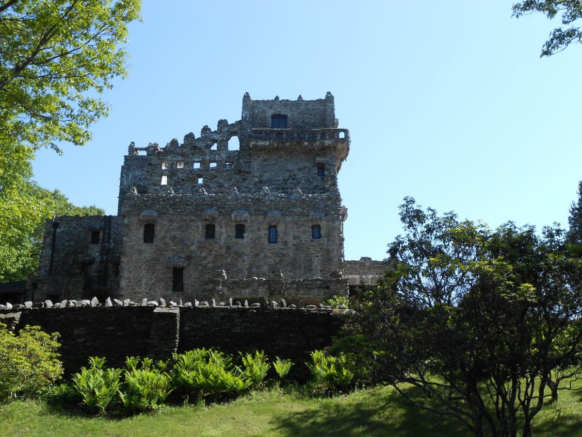 Gillette Castle State Park: A Photo Essay
