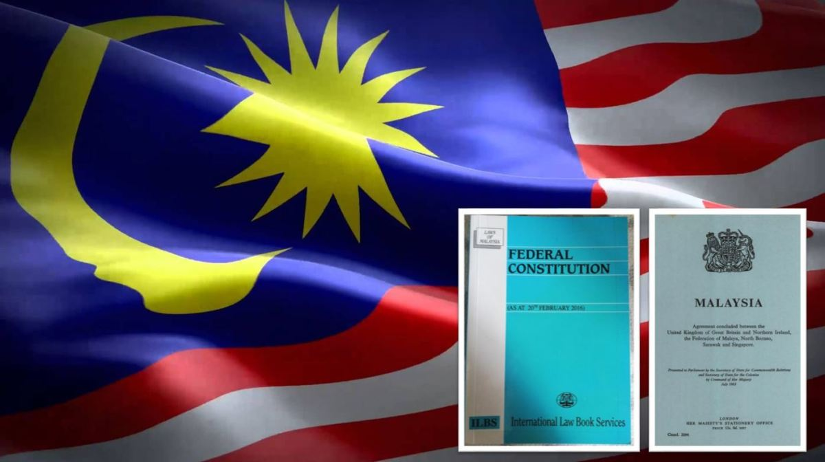 """The Federation of Malaysia is practising the """"basic structure"""" doctrine and """"enumerated power"""" doctrine."""