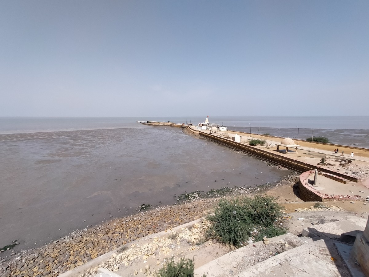 The jetty 1
