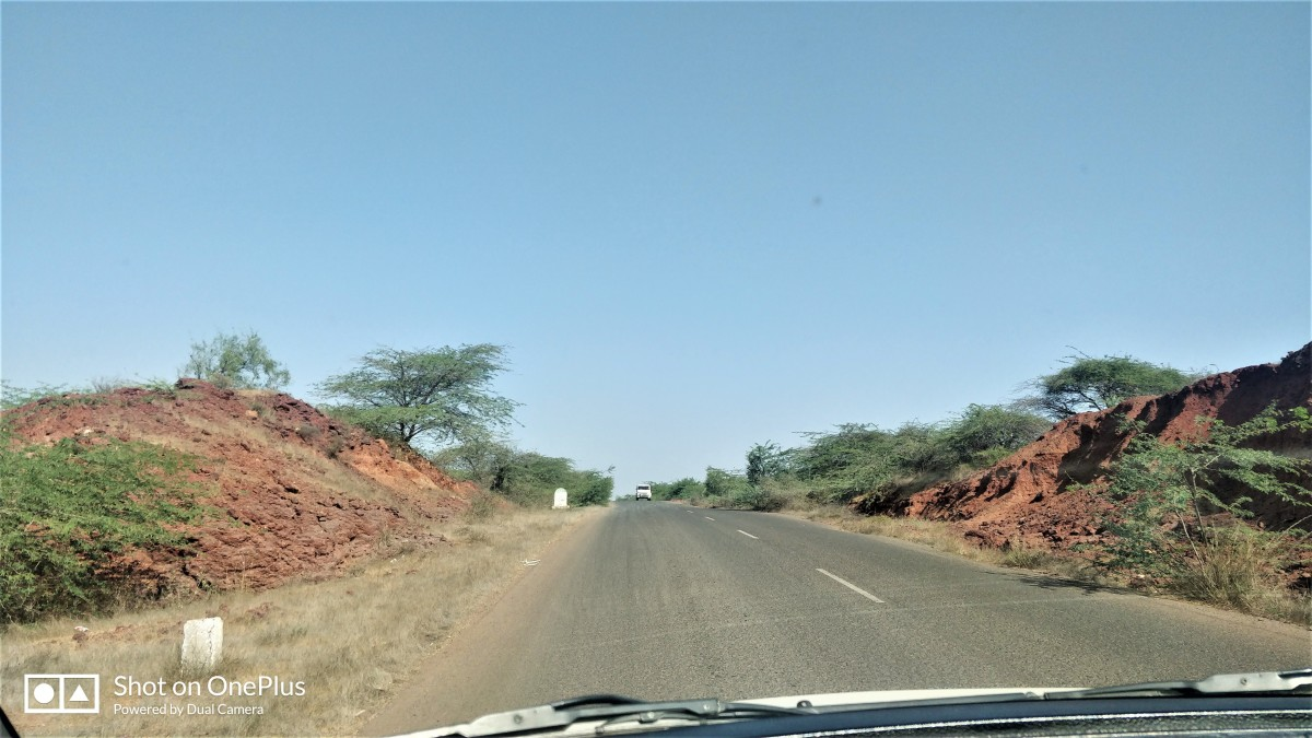 Road to Koteshwar 1