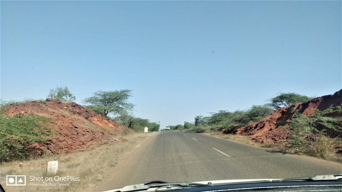 Road to Koteshwar 1