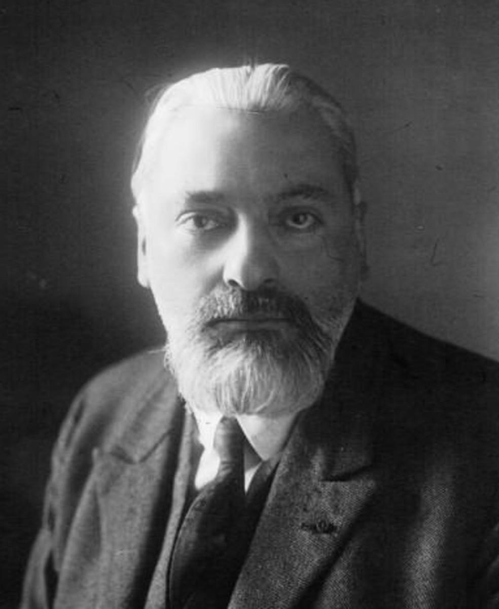 Claude Farrère, in 1923