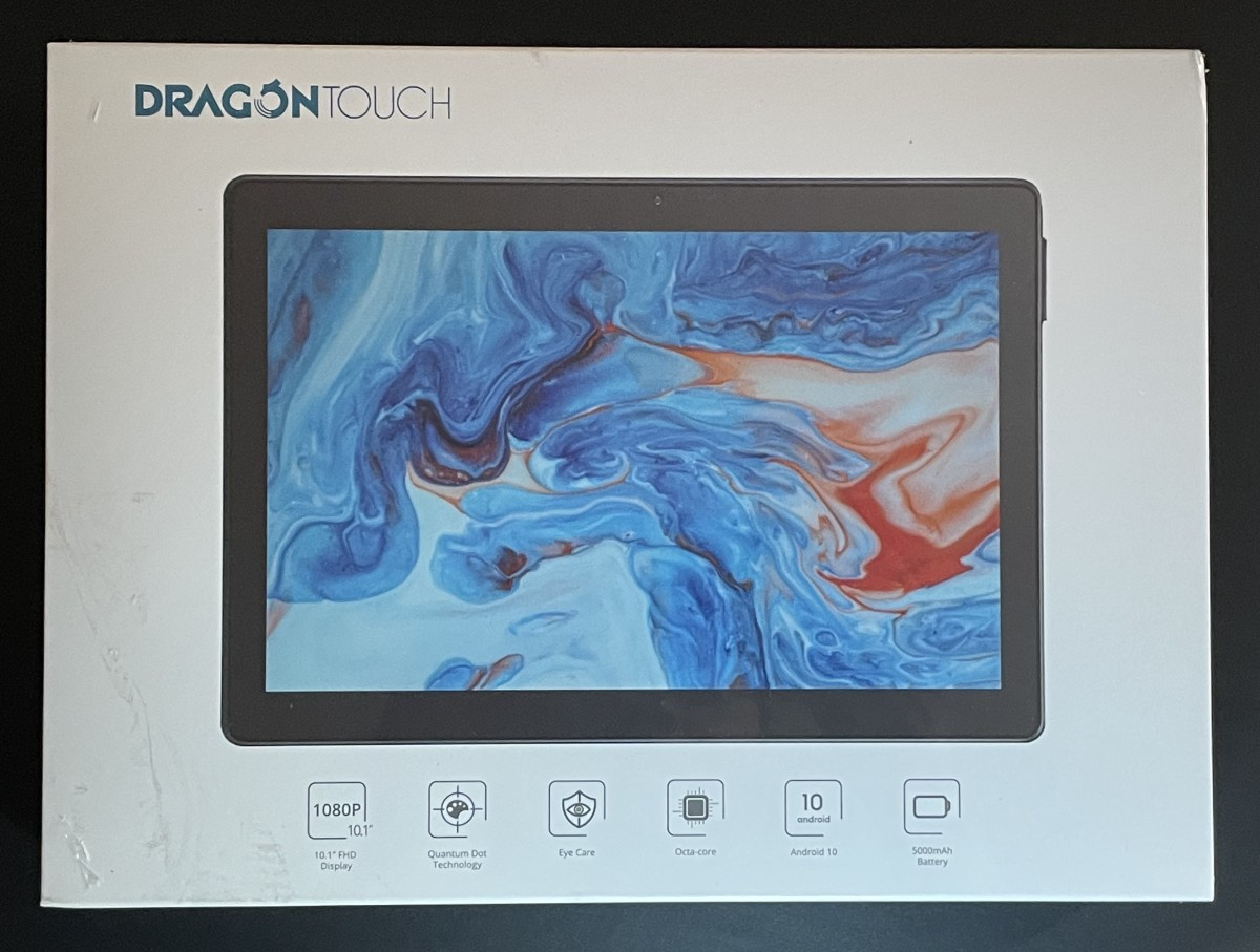 Dragon Touch Max10 Plus Tablet Comprehensive Review