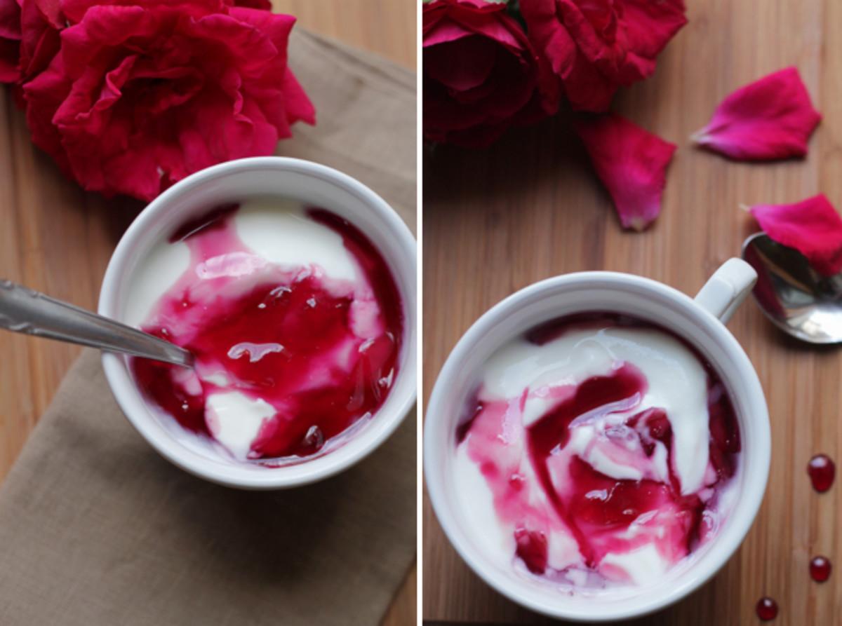 Recipe - Rose Jam - Flower Petals