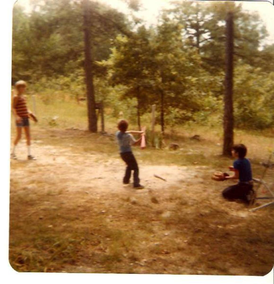 1978: Hodges baseball team