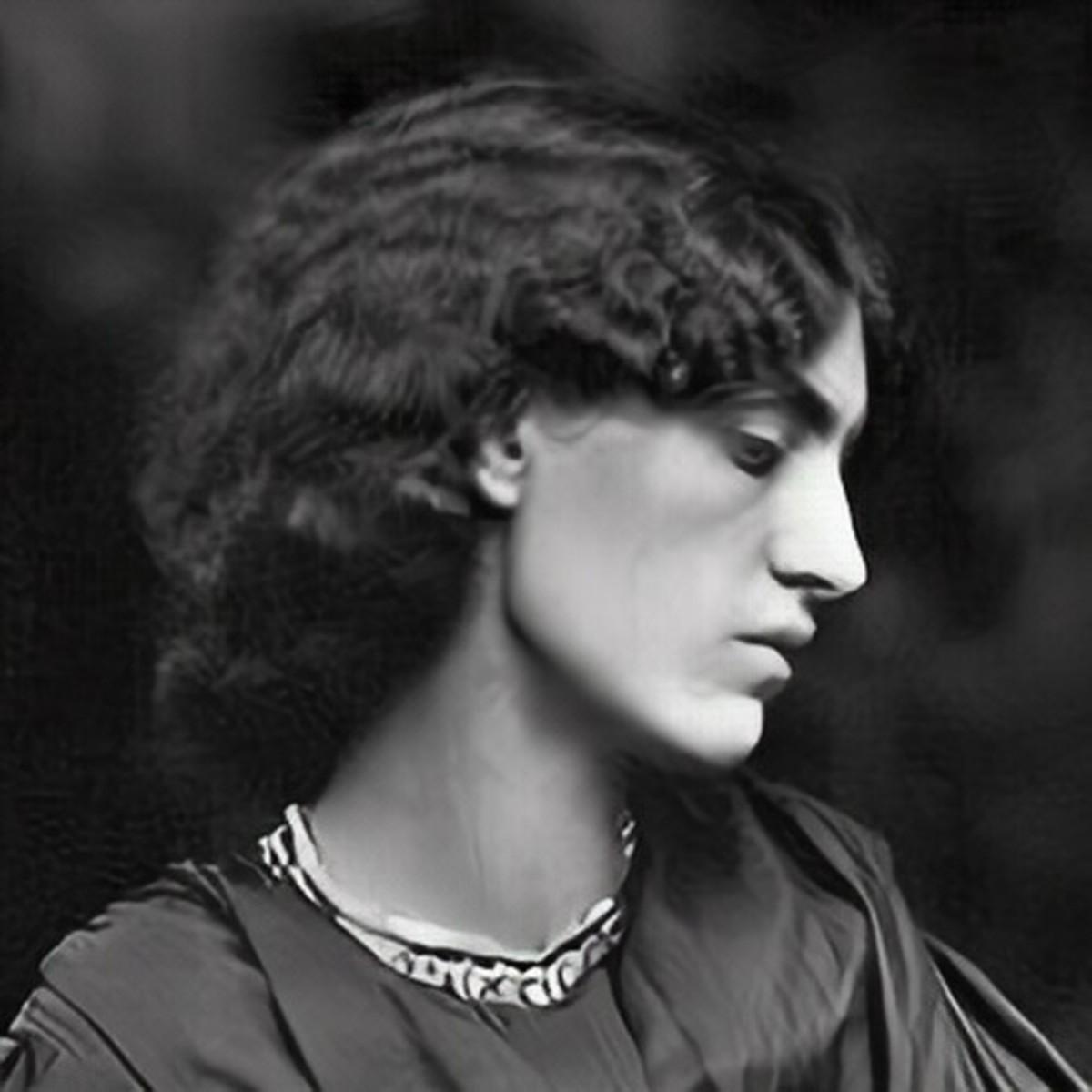 The Pre-Raphaelite Art Model: Jane Burden Morris