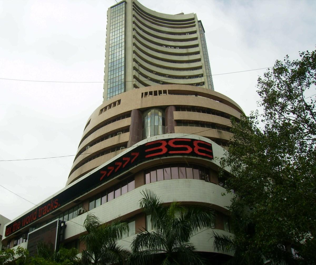 Bombay Stock Exchange (BSE) building