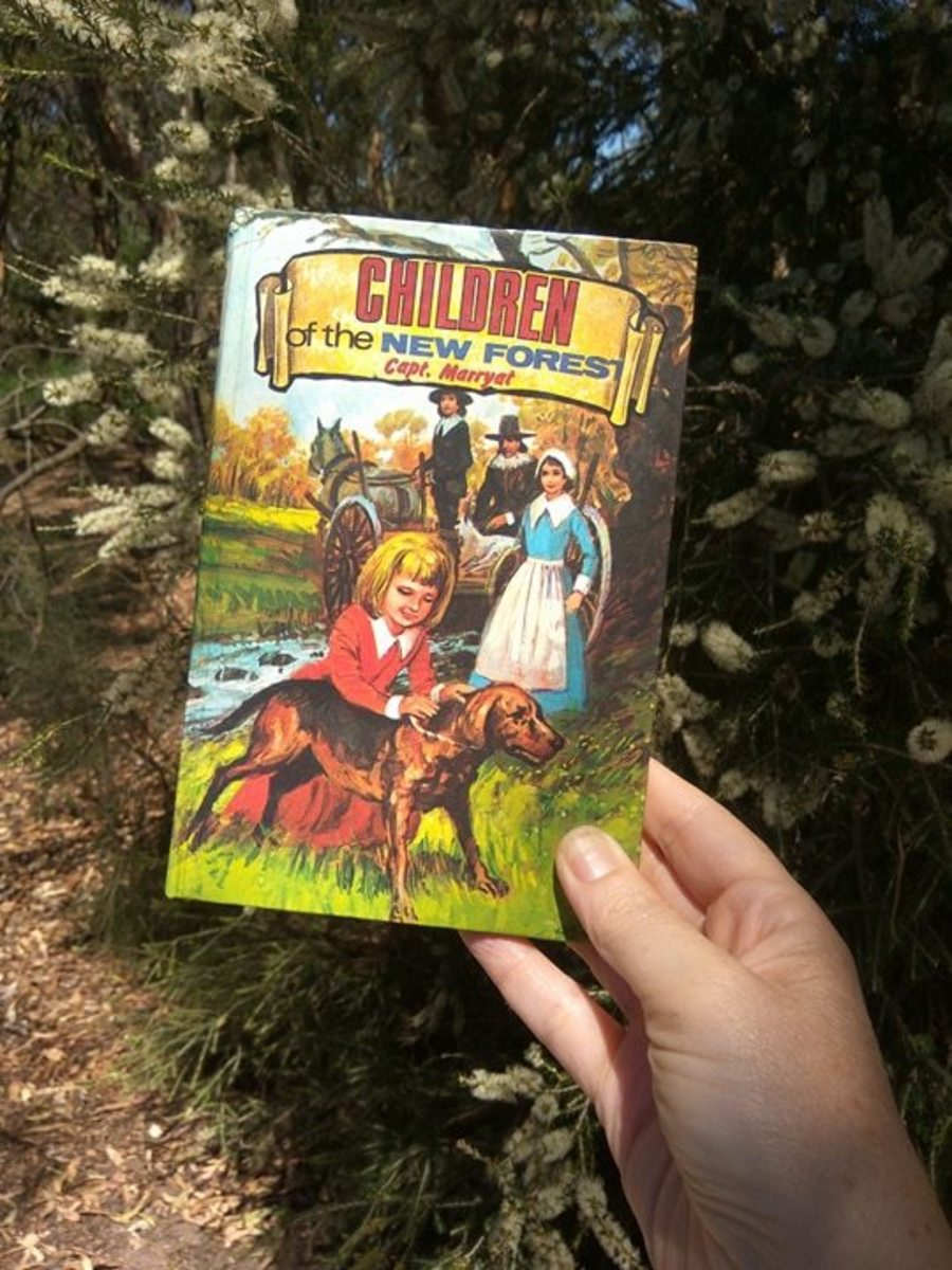 book-review-children-of-the-new-forest-by-captain-fredrick-marryat-a-work-of-childrens-historical-fiction