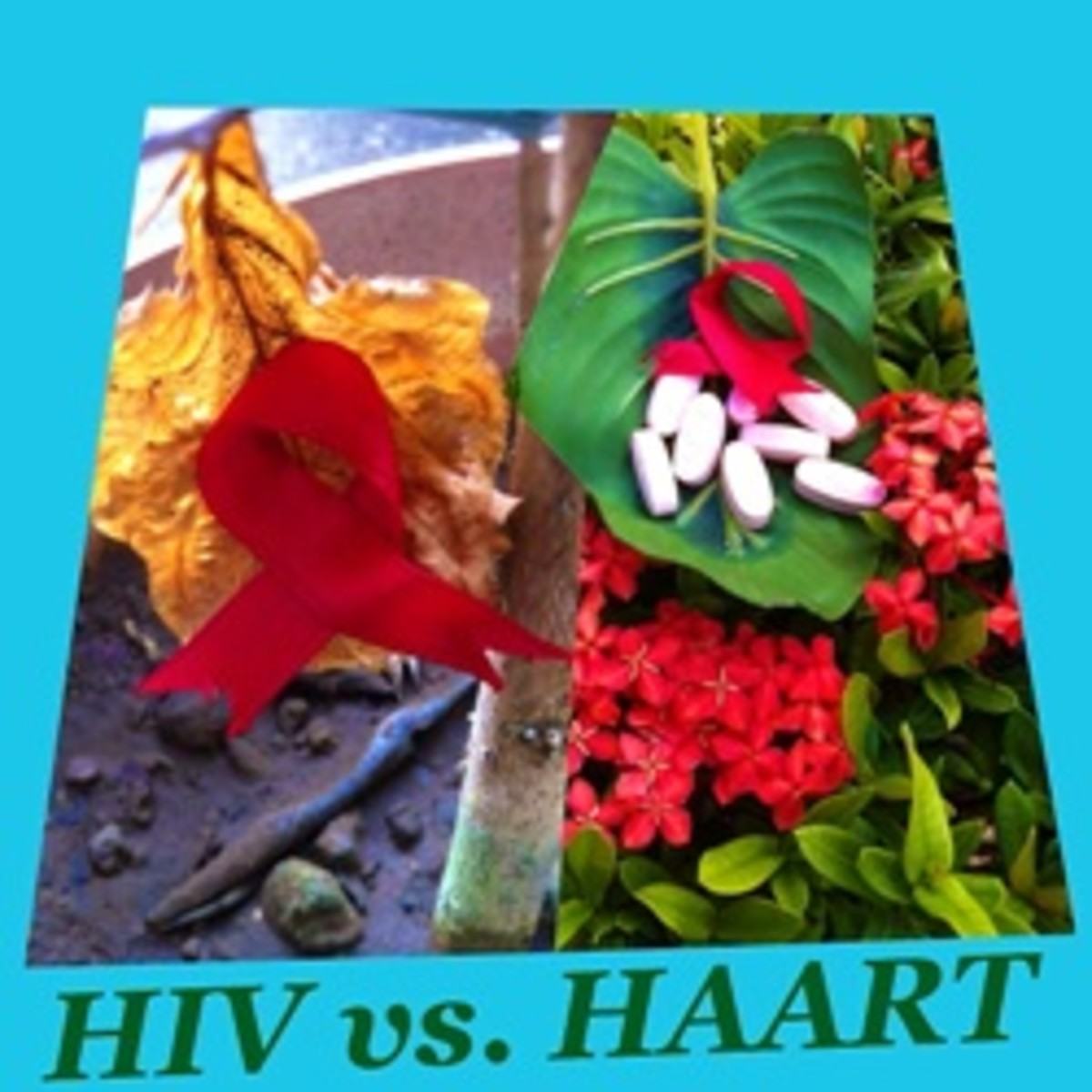 The battle between HIV and HAART