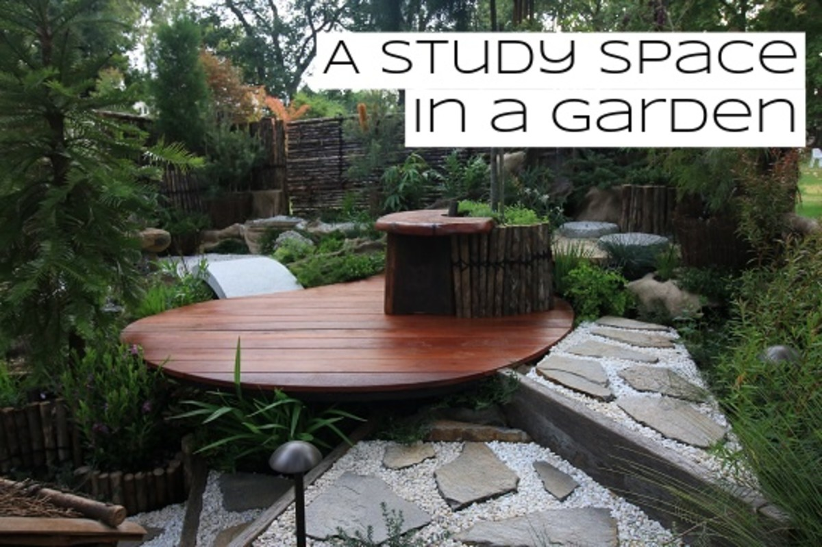 A study in a garden is the perfect retreat for a Virgo. A screened in porch also offers a safe space for the Virgo to read.