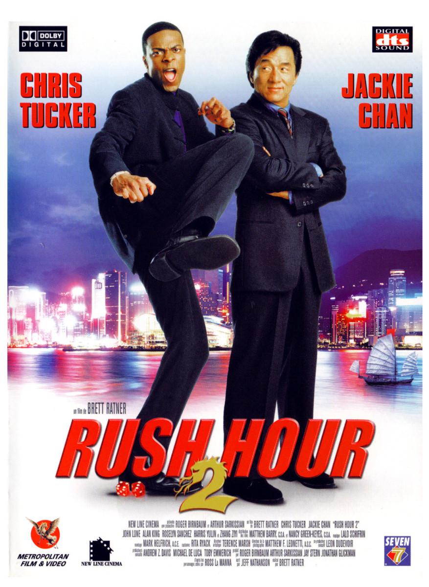 Should I Watch..? Rush Hour 2