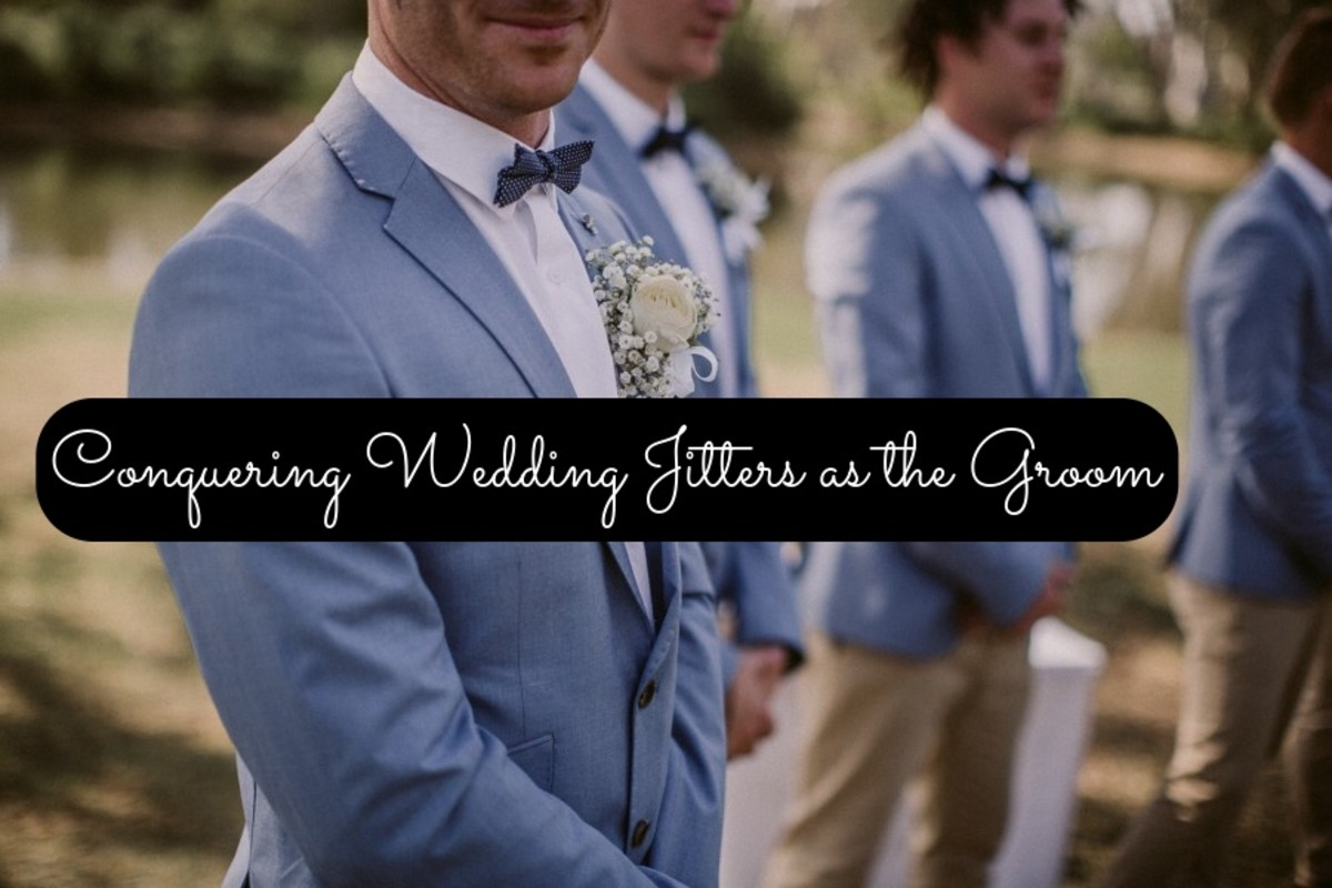 Two big ways you can eliminate wedding stress: (1) spend less money, and (2) invite less people.