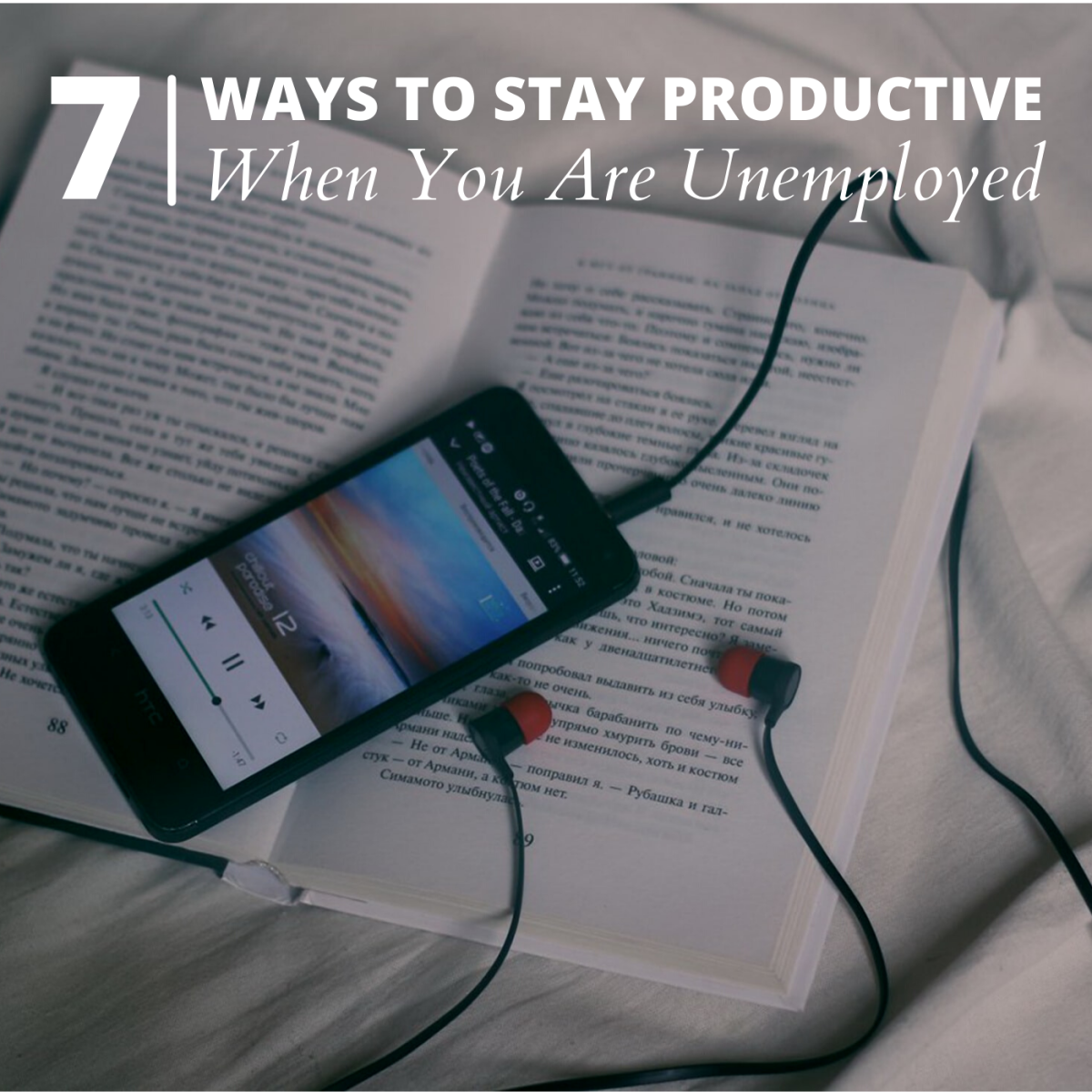 Languishing in unemployment? These seven activities can help keep you busy and job-ready until you land your next gig.