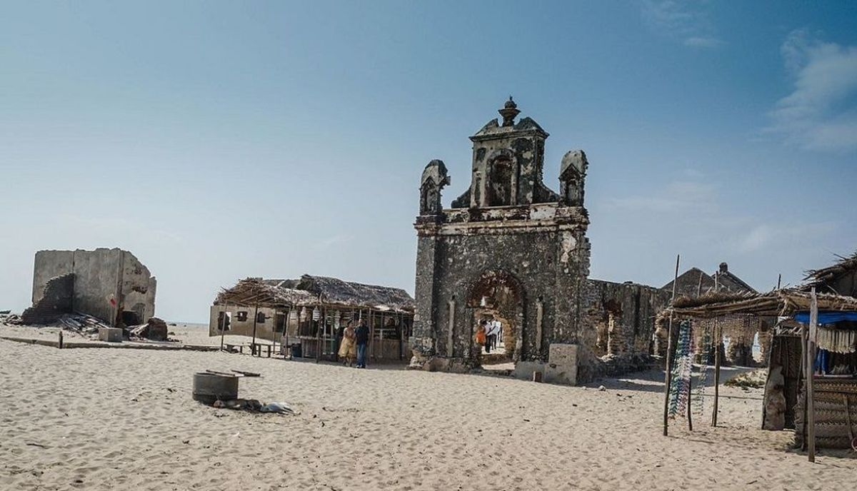 Dhanushkodi is well worth a visit, though it is more than a little eerie!