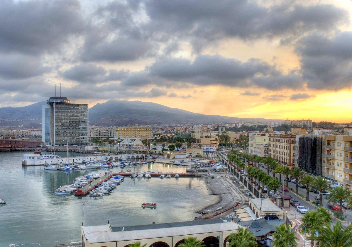 The City of Melilla