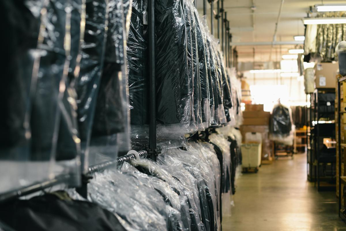 """What is dry cleaning? Do you really have to follow a label that says """"dry clean only""""?"""