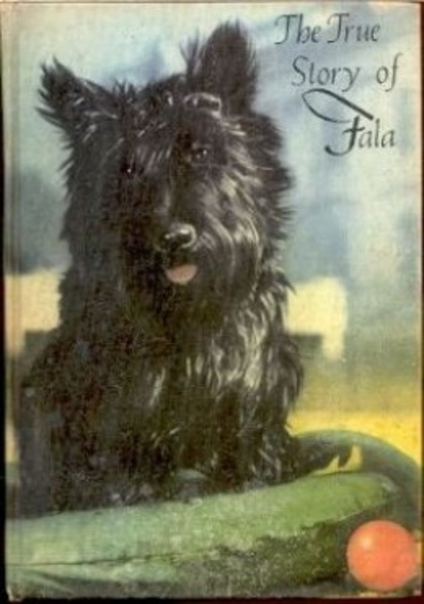 The True Story of Fala, by Margaret L. Suckley and Alice Dalgliesh