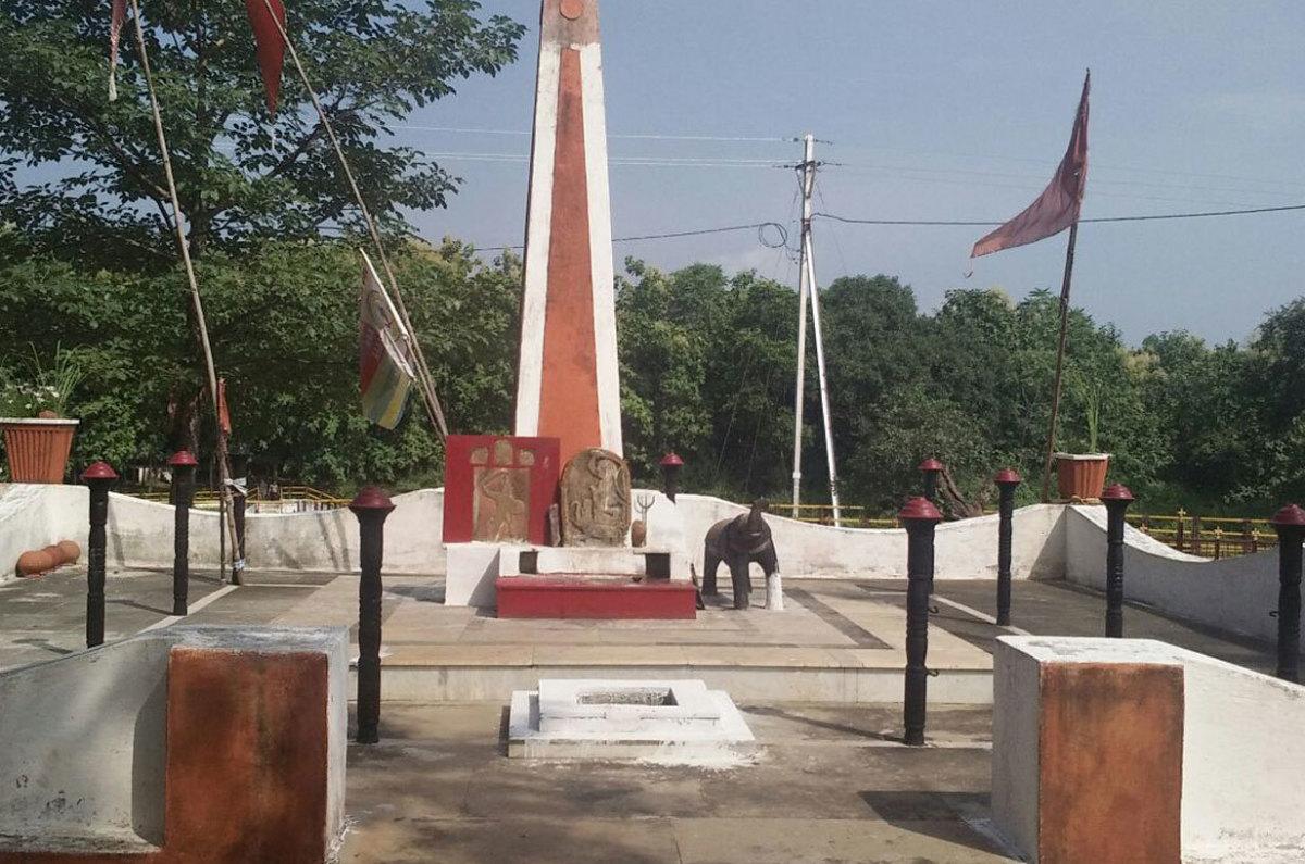 Rani Durgavati Tomb