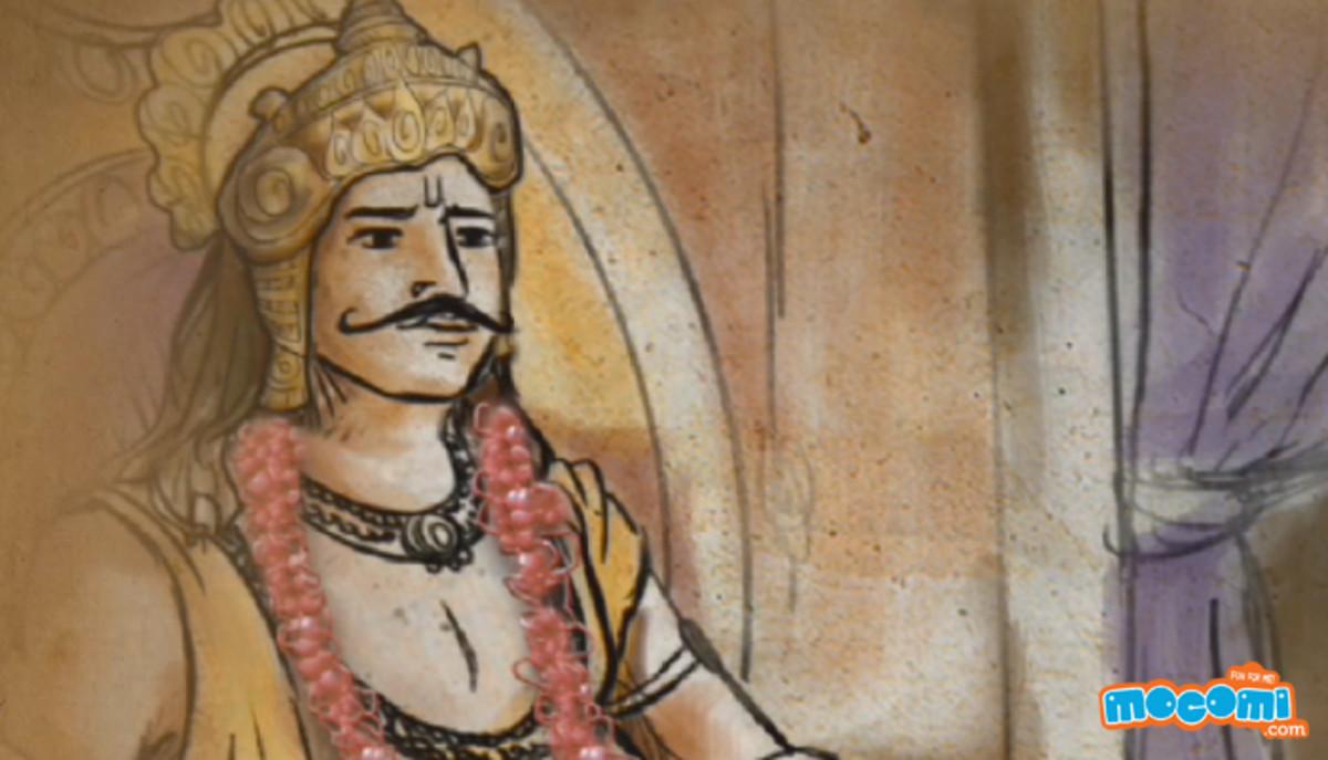 King Harsha Vardhana