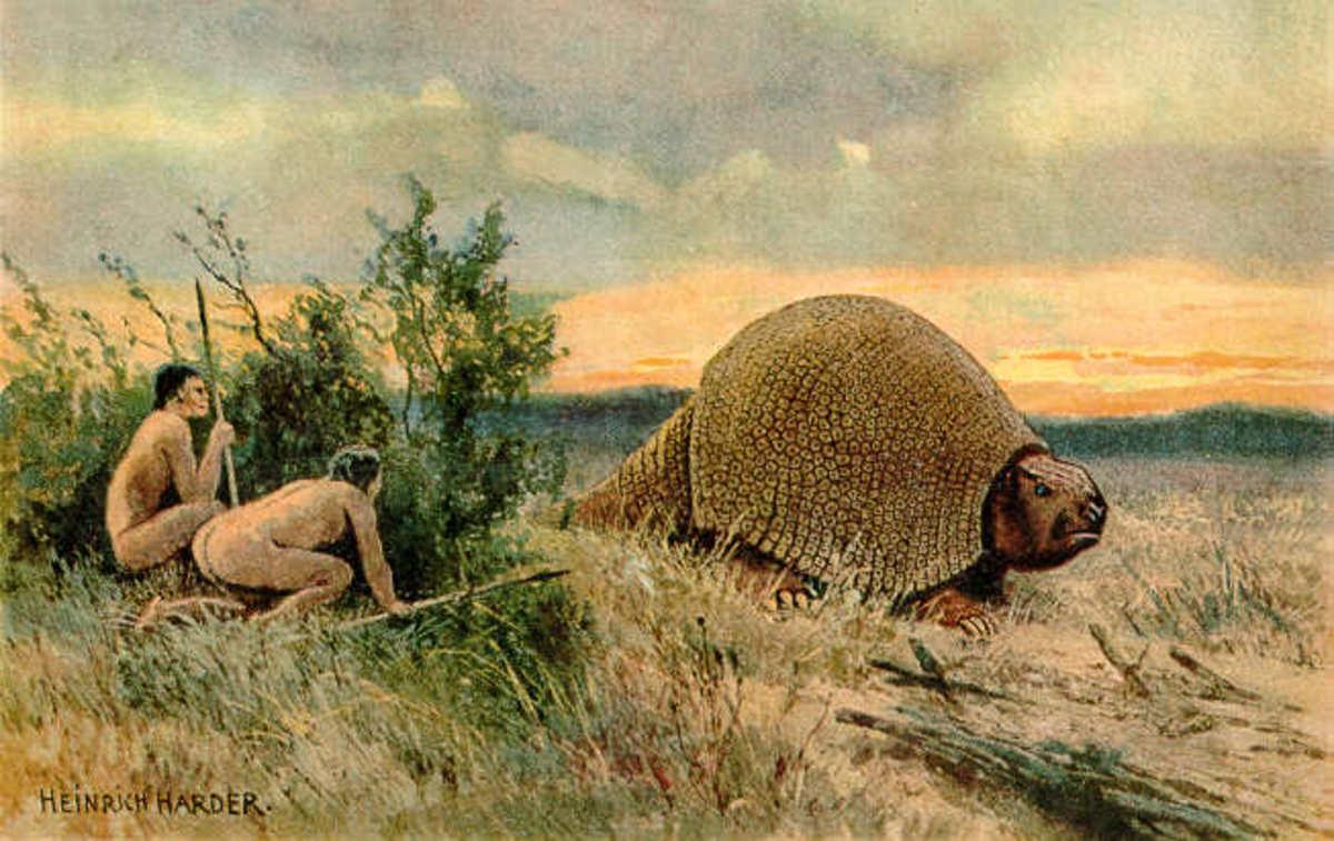 Prehistoric Appalachian life