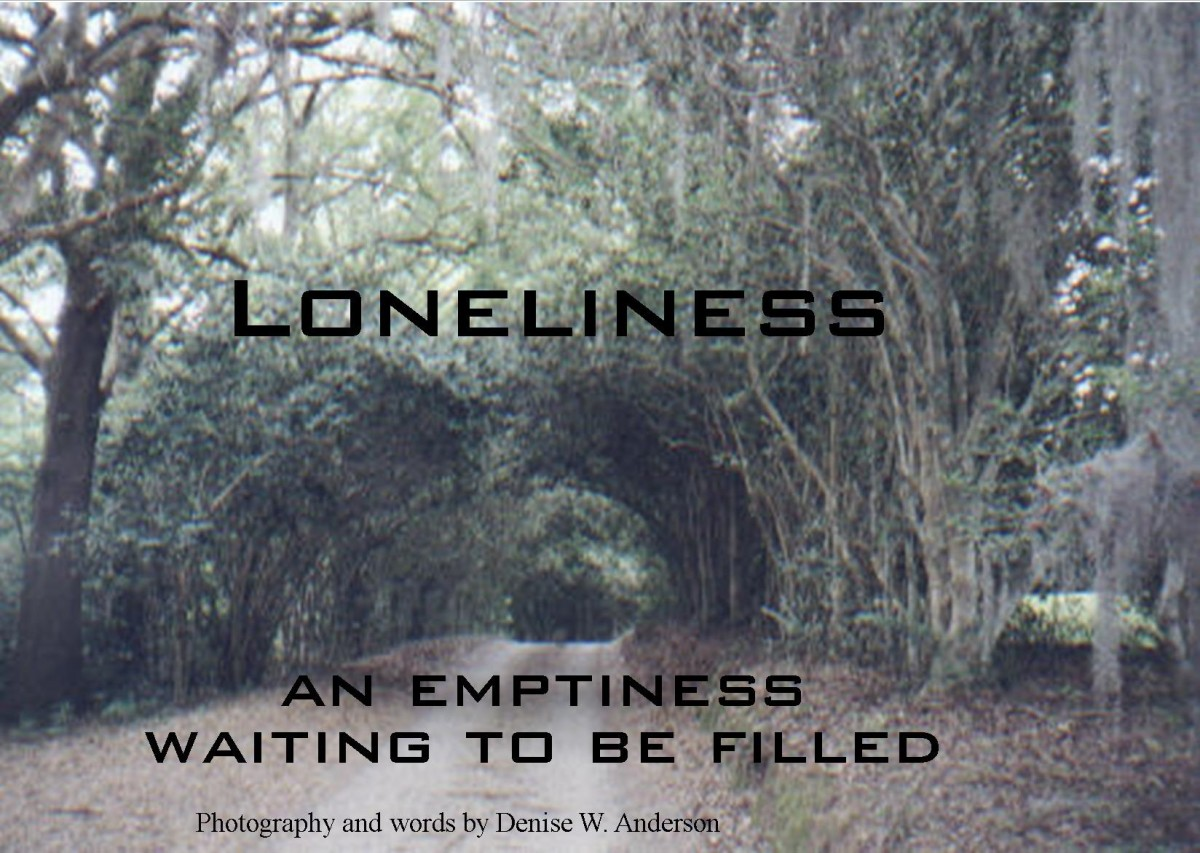 We all experience loneliness at some point in our lives.