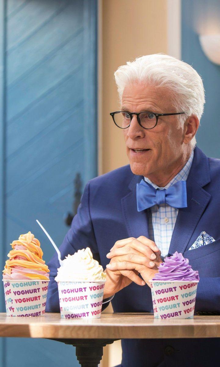 Michael and Frozen Yogurt