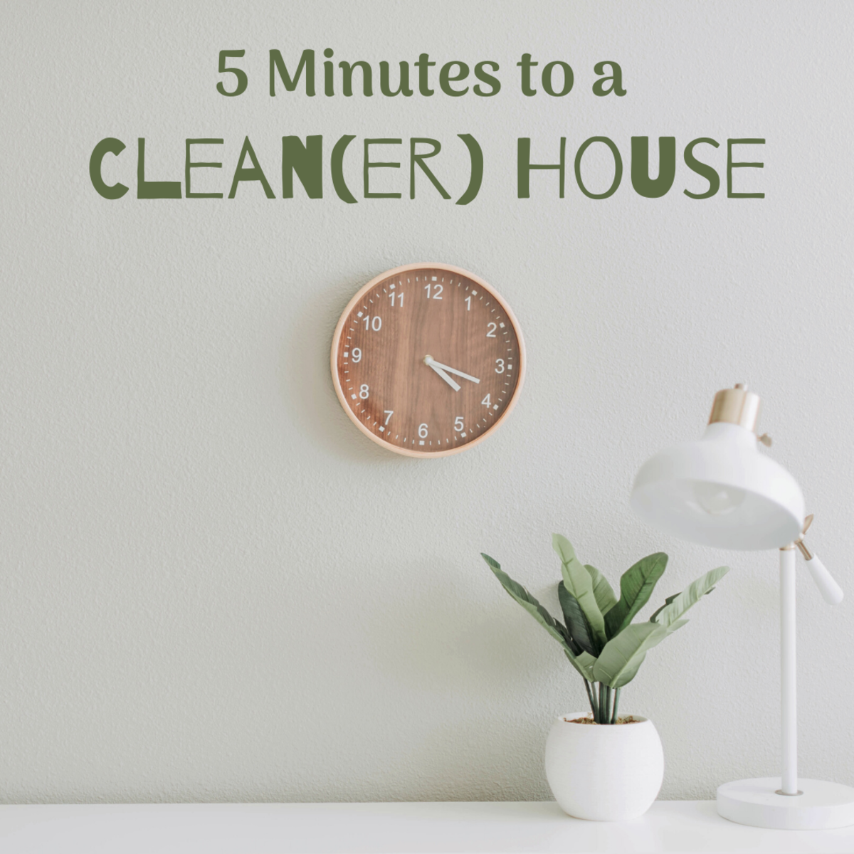 How to simplify your house-cleaning duties