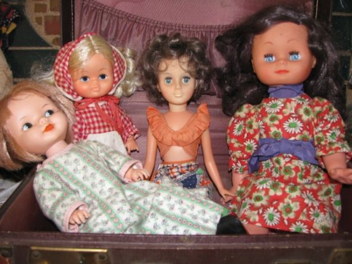 Some Dolls from my Collection