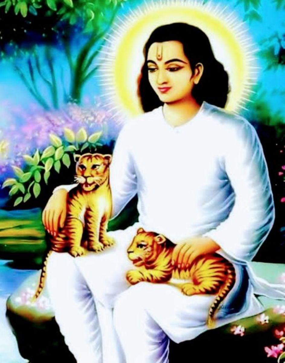 He is the incarnation of Shri Krushna