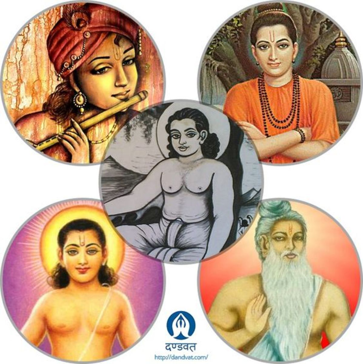 He founded the Mahanubhav Sect