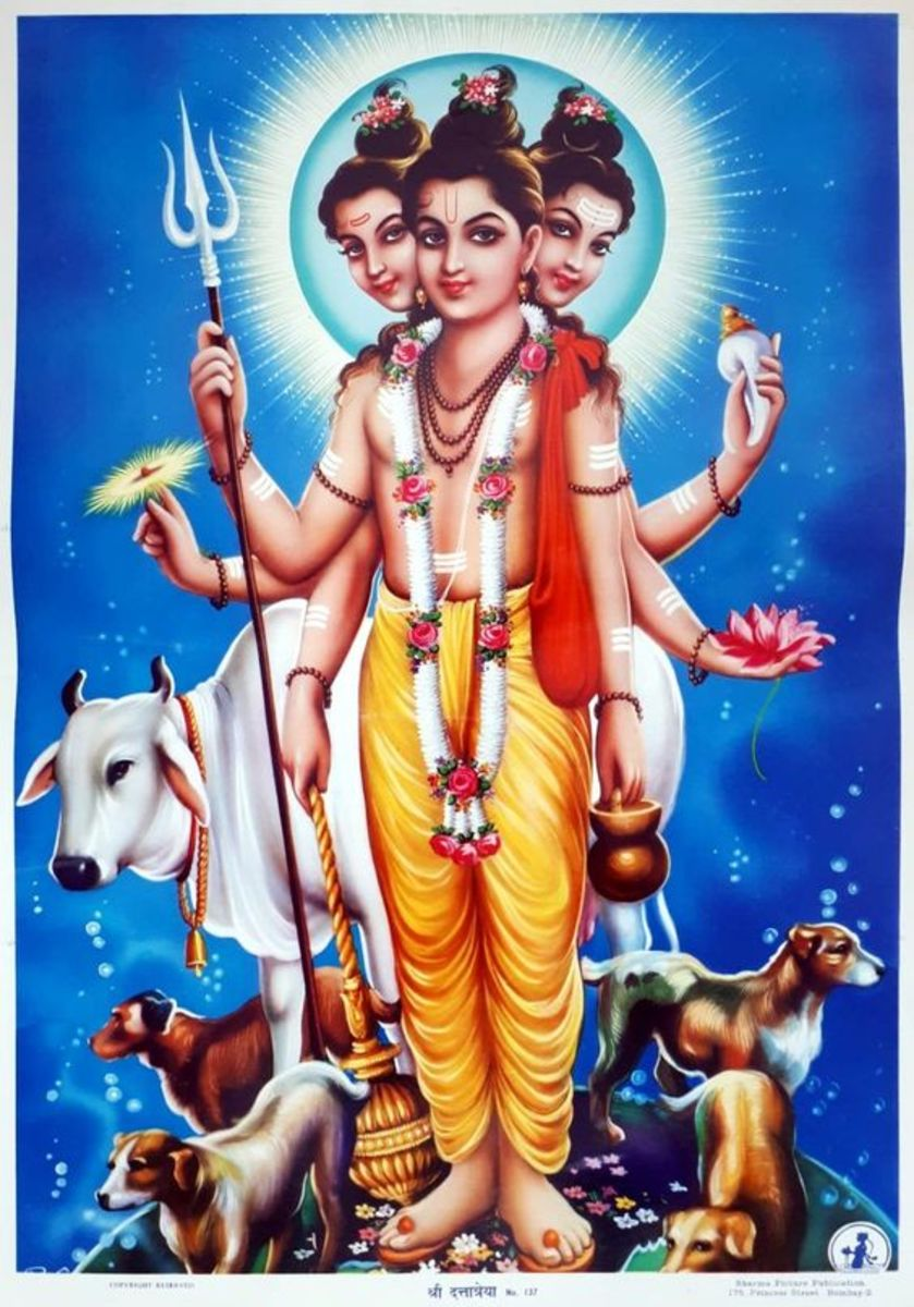 He is also the incarnation of Dattatray Prabhu