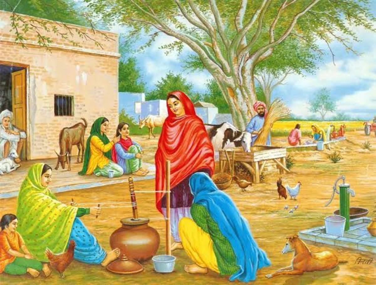 Our Villages