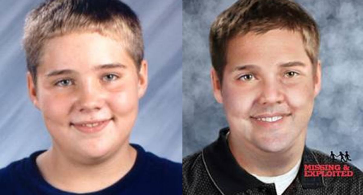 Ricky Age Progression 26