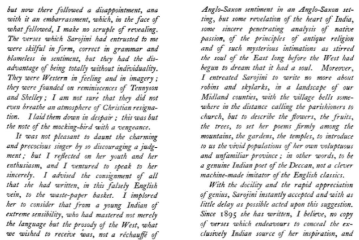 analysis-of-poem-in-the-bazaars-of-hyderabad-by-sarojini-naidu