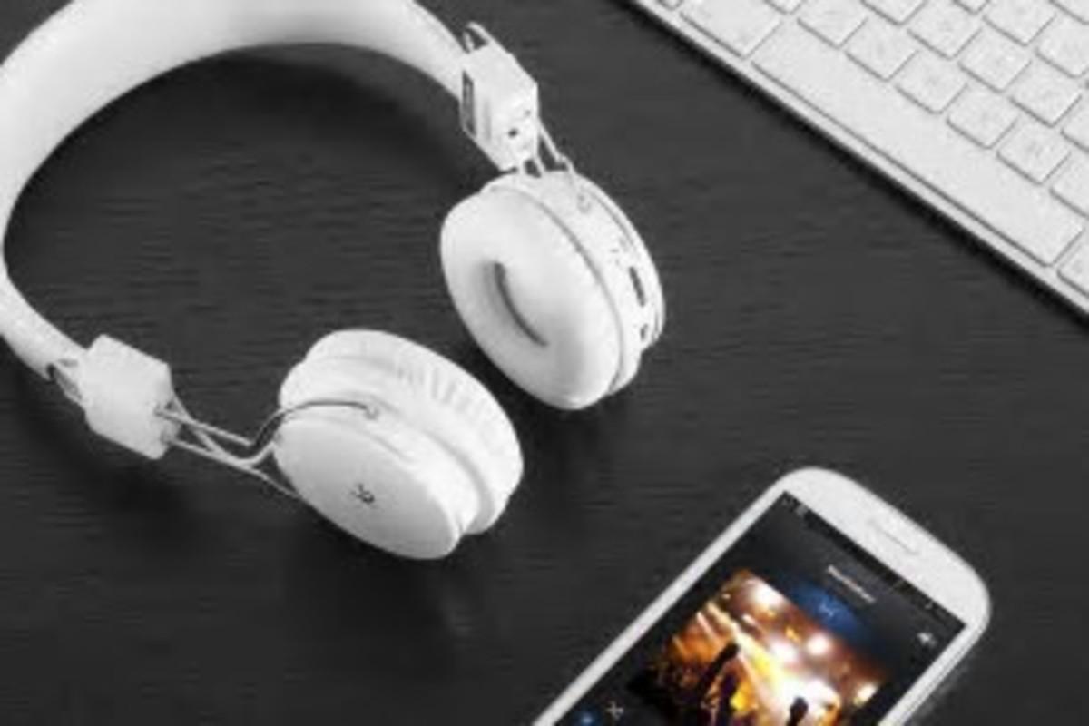 A good pair of headphones is a good start.