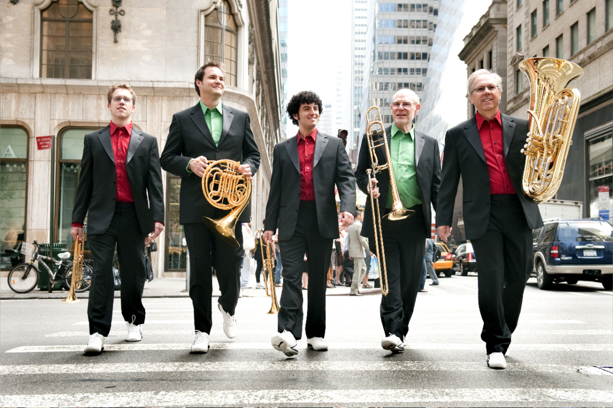 The Canadian Brass Quintet