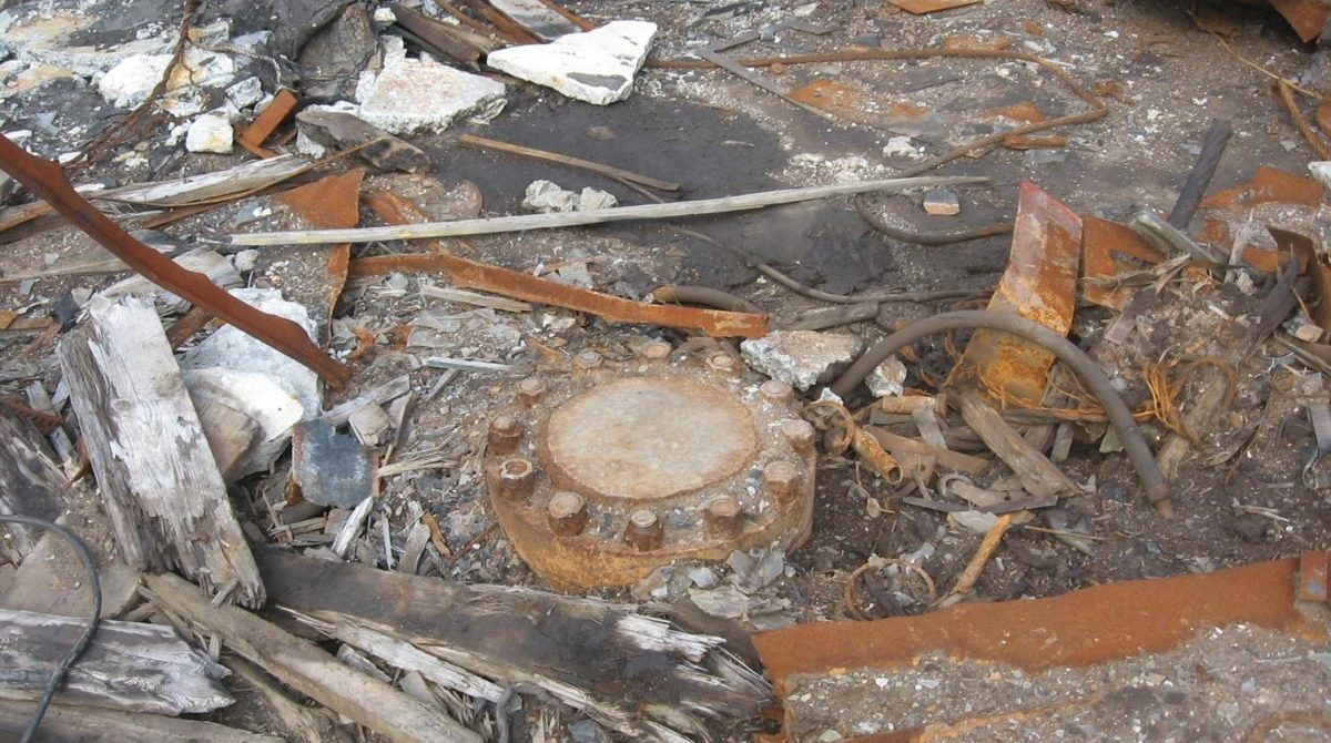 The boring was stopped as the drill bits could not withstand the heat. The site was officially liquidated in 2008.