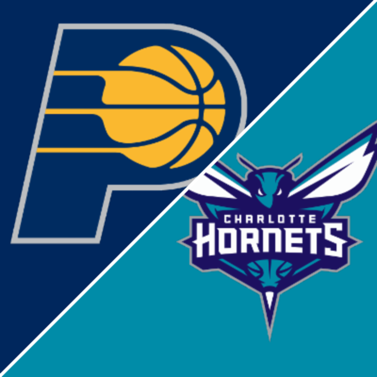 The 9th seeded Pacers will play the 10th seeded Hornets as they fight for an opportunity to play for the 8th seed.